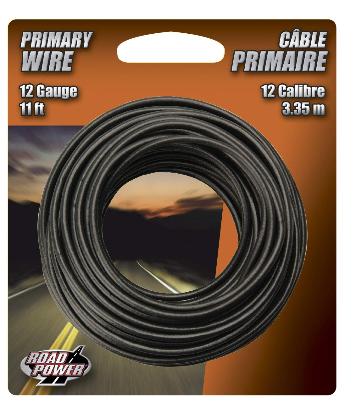 Coleman Cable 16-1-16 16-Gauge 24-Foot Automotive Copper Wire Red
