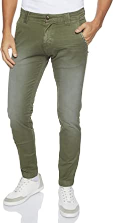 Tommy Jeans Men's Tjm Scanton Washed Chino Pants (pack of 1)