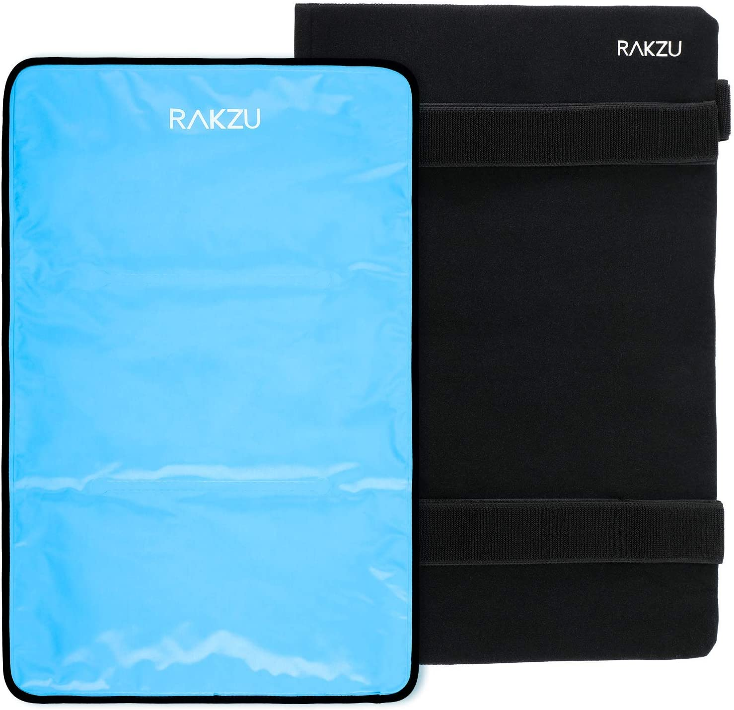 Extra Large Ice Pack RAKZU Cold Therapy Reusable Gel Pack Large 13