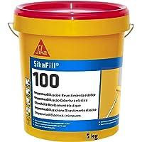 SikaFill 100, Revestimiento elástico para impermeabilización de cubierta