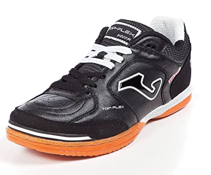 4ba6901e7 Amazon.com: Joma Shoe Calf Boots TOP Flex Indoor Tops_820 White-Blue ...