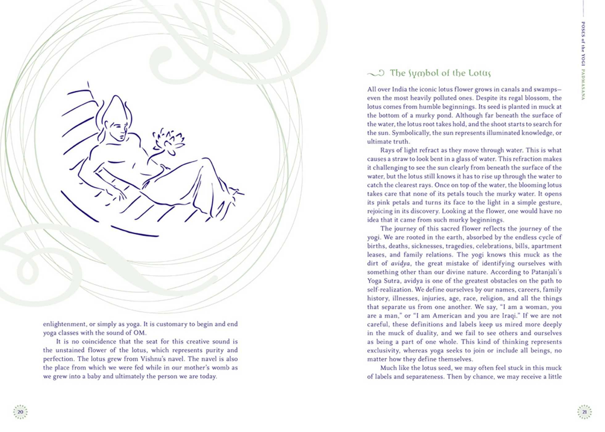 Myths of the Asanas: The Stories at the Heart of the Yoga ...