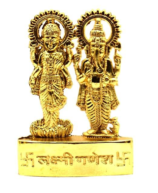 Buycrafty Estatua de Sri Vishnu Narayan Laxmi Yantra Yoga ...
