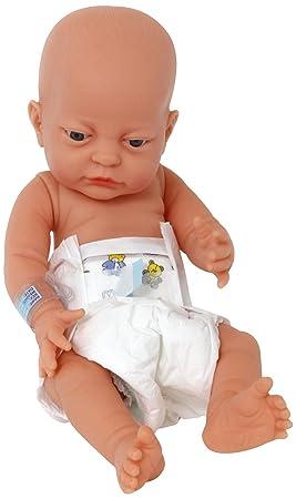 Amazon.es: MGM Grand MGM 121350 - muñeco bebé recién nacido ...