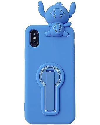 Amazon.com: TopFunny - Carcasa de silicona para iPhone Xs/X ...