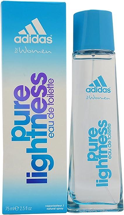 Agente de mudanzas Alegre creer  Pure Lightness by Adidas Eau de Toilette Spray 75ml: Amazon.co.uk: Beauty
