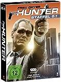 Hunter - Gnadenlose Jagd (Staffel 5.1 auf 3 DVDs im Digipack mit Schuber plus Episodenguide)