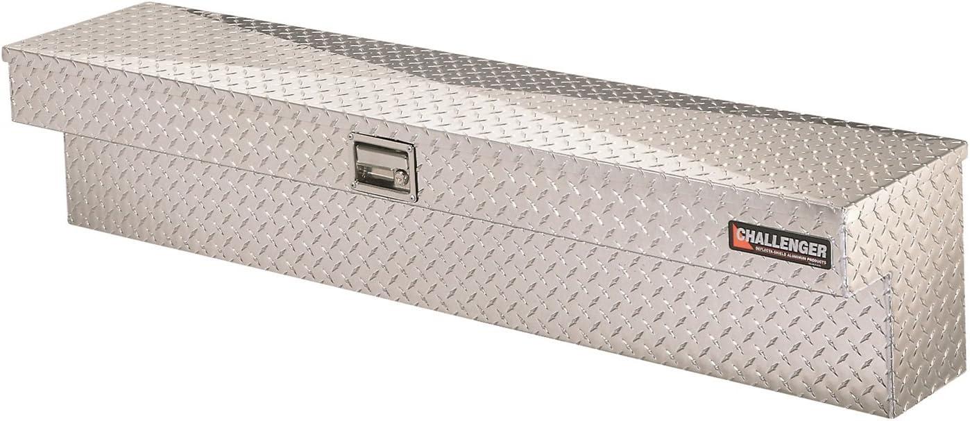 Lund 5772 Challenger Series Brite Single-Lid Side-Mount Specialty Storage Box