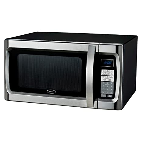 Amazon.com: Oster 1,3 CU FT (1100 W Microondas: Kitchen & Dining