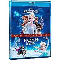 Frozen - Coleção 2 Filmes - Duplo [Blu-ray]