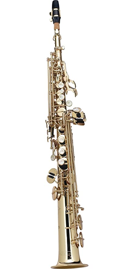 Allora aass-301 serie estudiante saxofón Soprano,: Amazon.es: Instrumentos musicales