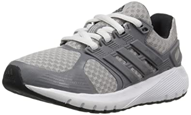 best service fa56d 16c6b adidas Boys Duramo 8 k Running Shoe, TwoGrey Three, 4 Medium