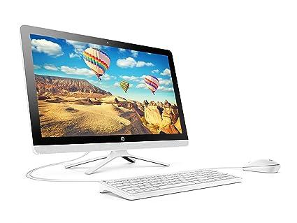 amazon com hp snow white 22 b013w all in one touch screen desktop rh amazon com
