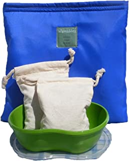 product image for Warmables Adult Lunch Kit for safe meals on the go (blue)