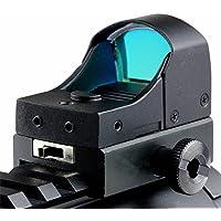 MAYMOC Mini reflejo holográfico verde + rojo punto