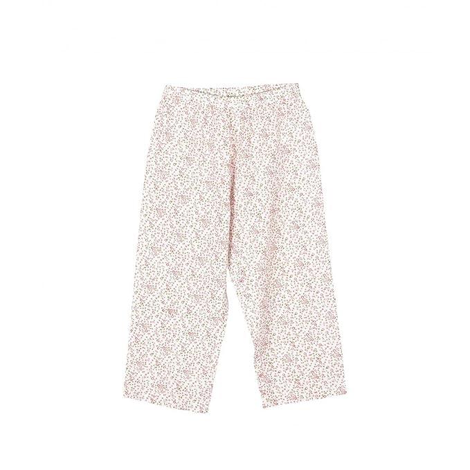 Bajo de pijama Niña Estampado Flores rosas Rosa Rose