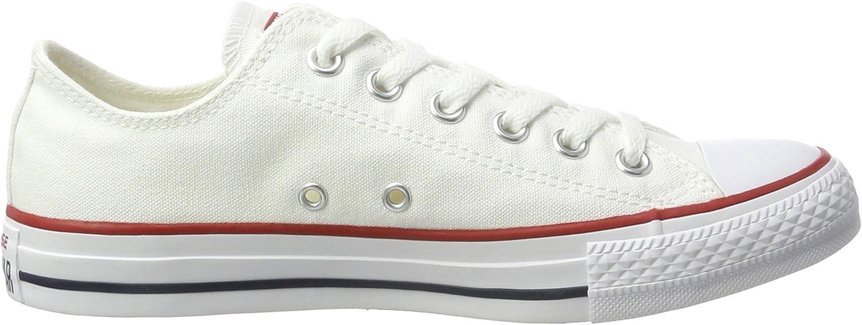Converse Ctas Core Hi, Baskets Mode Mixte Adulte Weiß Optical White