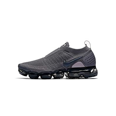 b5ae5e527981c Nike Women s Air Vapormax Flyknit Moc 2 Gunsmoke Blackened Blue Size ...