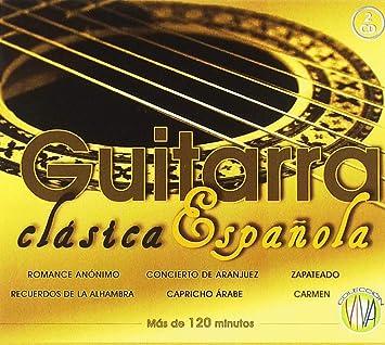 Guitarra clasica española: Varios: Amazon.es: Música