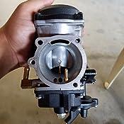 FB-03 Boyesen Polished Aluminum~ Twinshot Adjustable Fuel Control