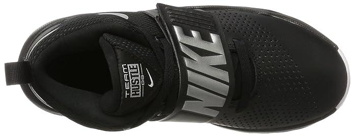Nike Team Hustle D 8 (GS) Zapatos para Basket para Niños  Amazon.com.mx   Ropa 8b2a412241e4d