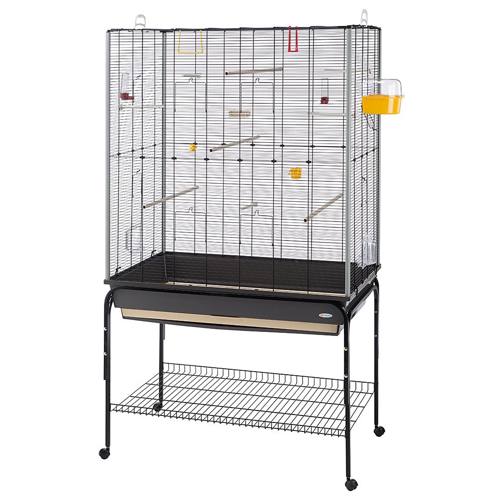 Ferplast Planeta Bird Cages With Stand On Wheels 97 x 58 x 173,5 cm