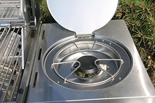 Dms Gasgrill Test : Dms multifunktionaler gasgrill inkl infrarot wokbrenner