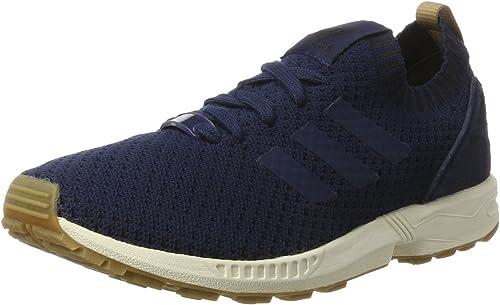 Zx Flux Primeknit Low-Top Sneakers
