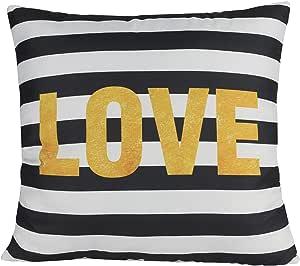 Decorative Pillow Canvas, Multi Color, TR17147