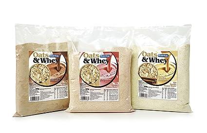 Oats & Whey (Avena con proteína) 900 g - Chocolate