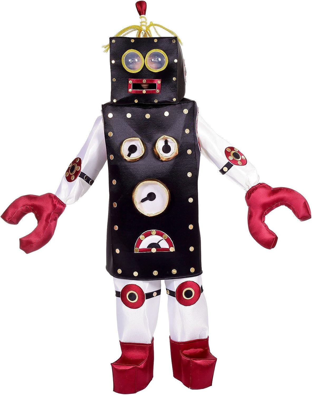 DISFRAZ ROBOT CHICA - ÚNICA: Amazon.es: Juguetes y juegos