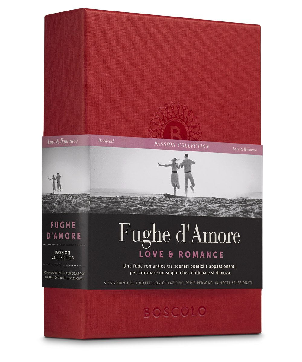 Boscolo Gift - Fughe d\'Amore. Week end romantico e cofanetto ...