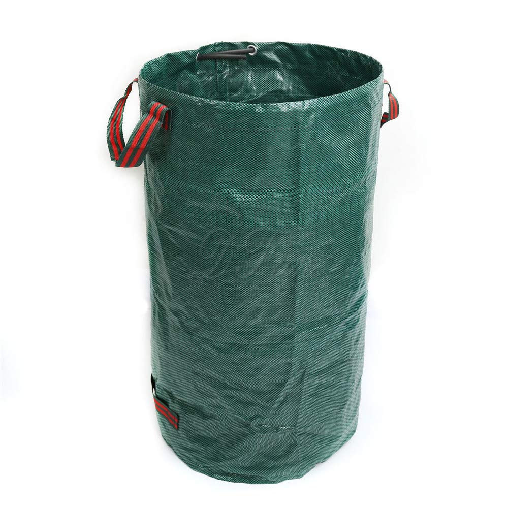 Cherlvy Garden Bag Deciduous Bag PP Bag 500L Weed Tree Branch Garden Receive Garbage Bag by Cherlvy