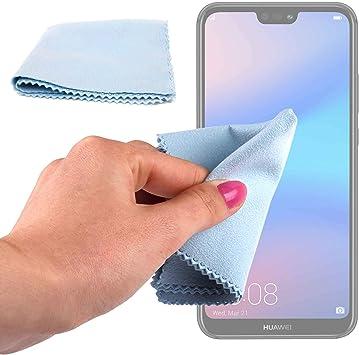DURAGADGET Gamuza Limpiadora para Smartphone Huawei P20 Lite 2019 ...