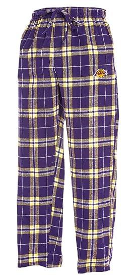 "Los Angeles Lakers NBA ""Huddle"" Hombre Franela Pantalón De Pijama"