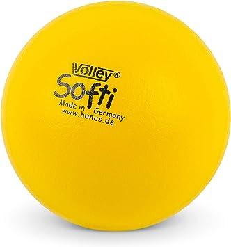HAEST VOLLEY Softi - Pelota de gomaespuma amarillo amarillo ...