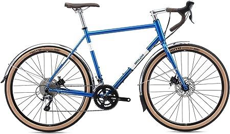 breezer Doppler Pro Cyclocross Bike 2018, color azul, tamaño small: Amazon.es: Deportes y aire libre