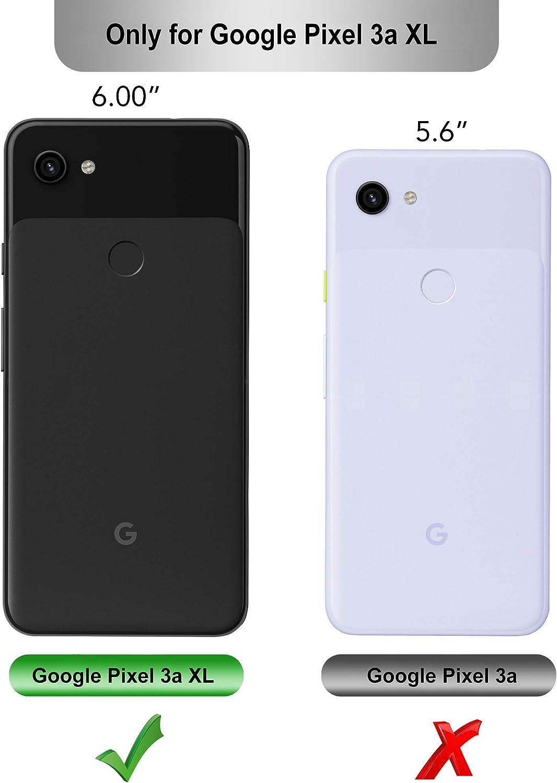 iBetter para Google Pixel 3a XL Funda, Fina de Silicona Funda ...