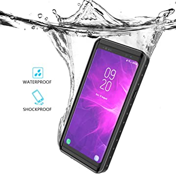 BasicStock Funda Impermeable Samsung Galaxy Note 9, [Resistente a ...