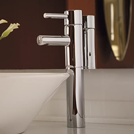 GROHE 32247000 Essence Bathroom Tap For Free Standing Basins (Pop Up Waste  And Extra High Spout): Amazon.co.uk: DIY U0026 Tools