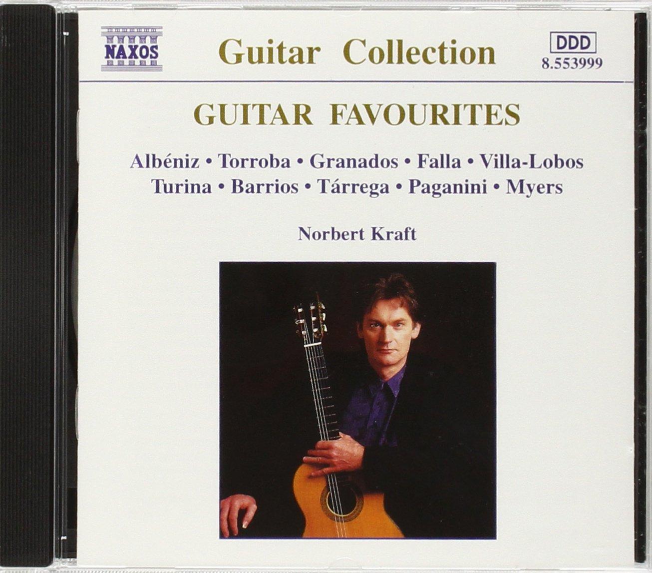 Obras Famosas Para Guitarra: Norbert Kraft: Amazon.es: Música