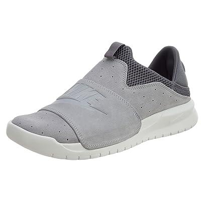 Nike Benassi SLP Sneaker (13M, Wlfgry/Wlfgry) Grey | Fitness & Cross-Training