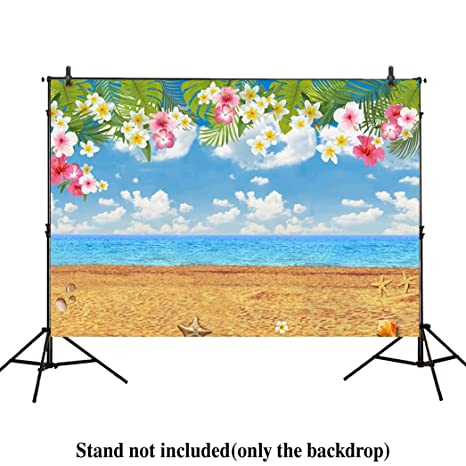 amazon com allenjoy 7x5ft photography backdrops tropical party