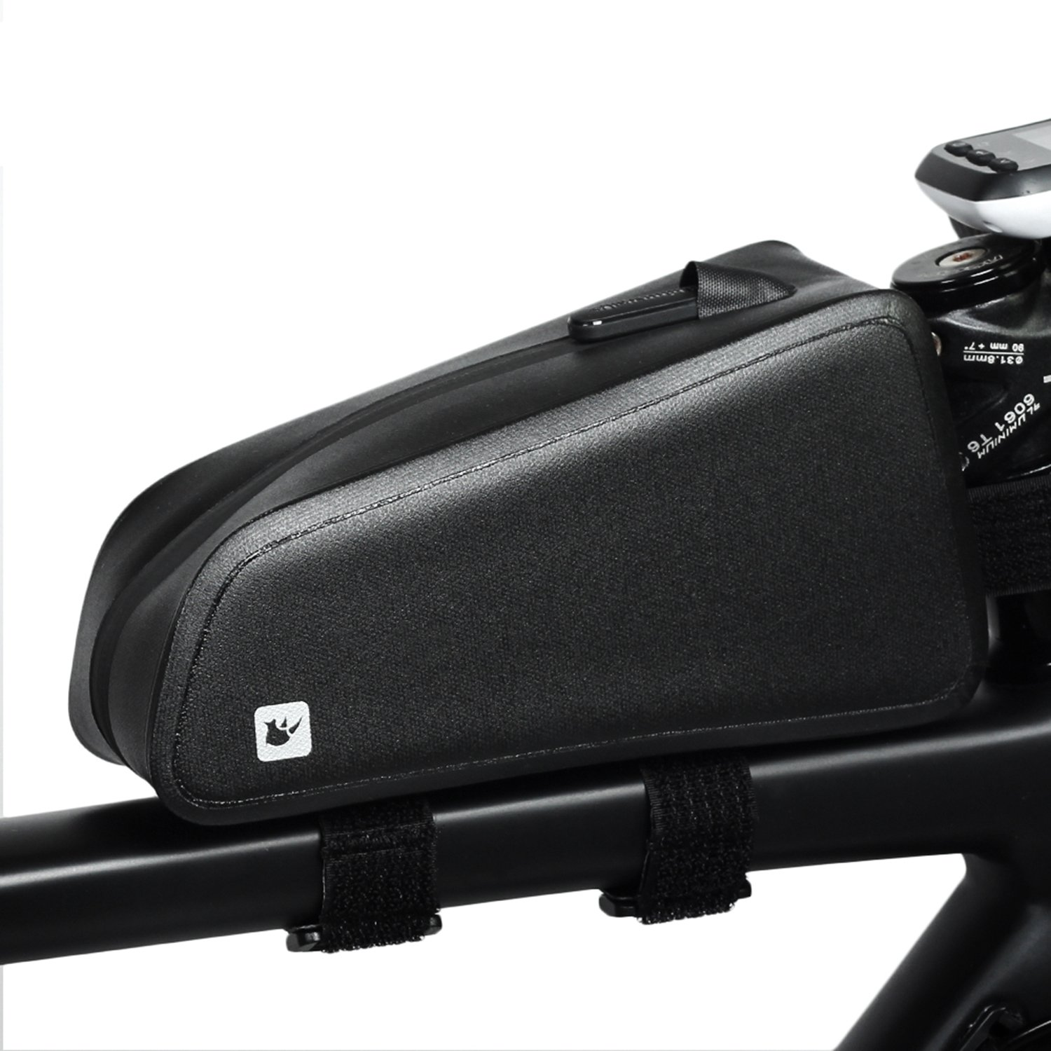 Bike Frame Bag Water Resistance Front Top Tube Bags Bicycle Punch with Shake Reduce Cushions for Professional Cycling Accessories by Sodee (Image #2)