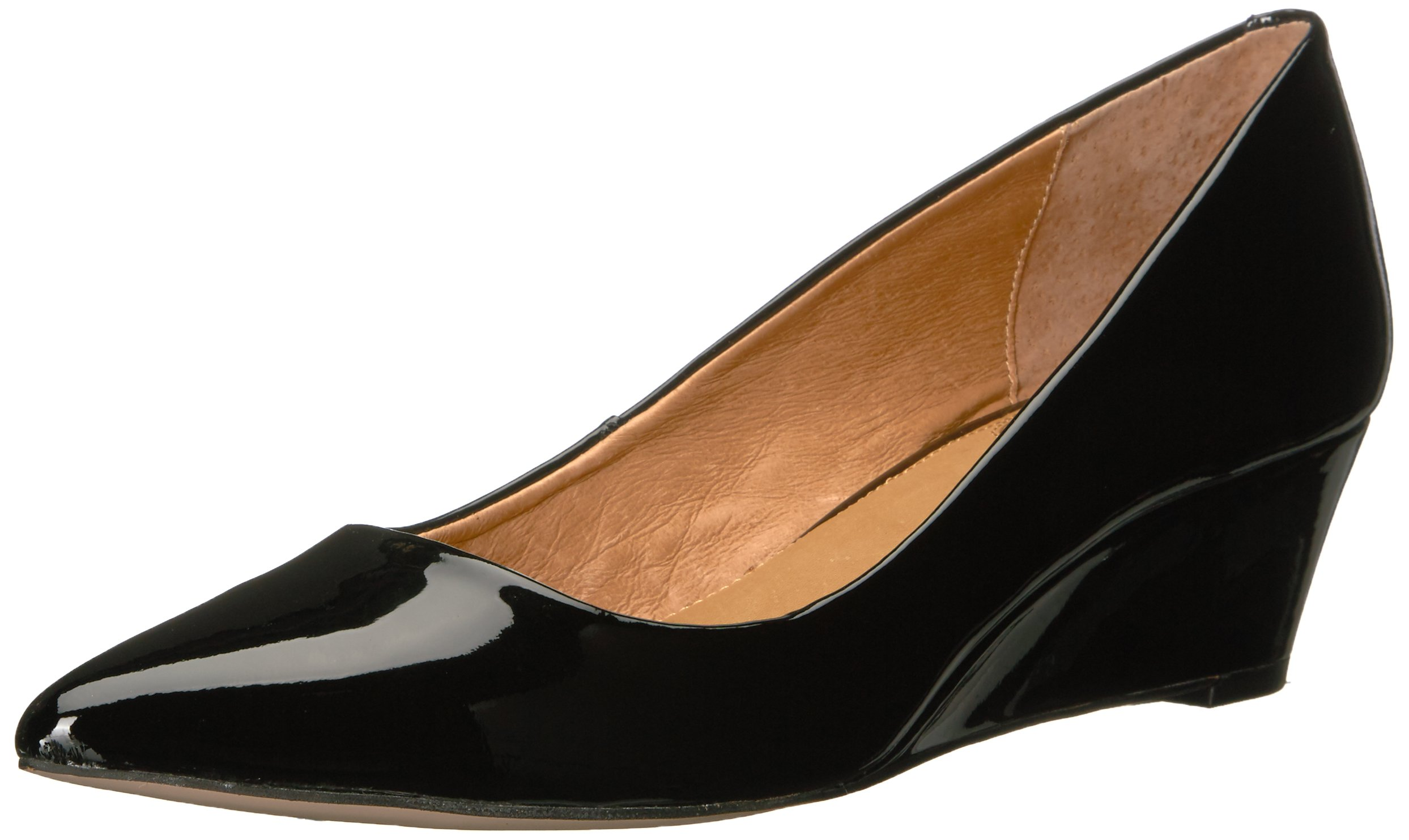 Opportunity Shoes - Corso Como Women's Nelly Pump, Black Patent, 10 Medium US