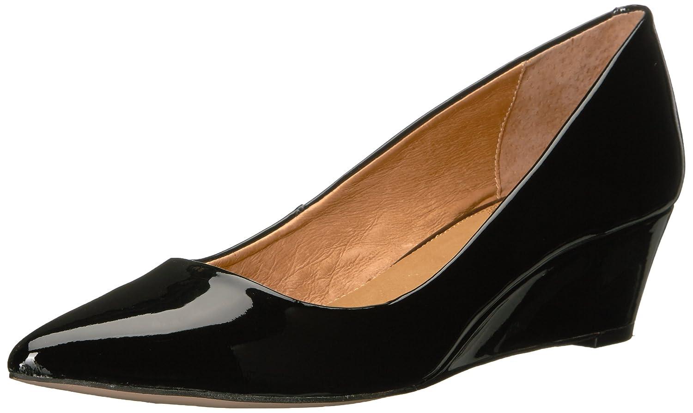 Opportunity Shoes - Corso Como Women's Nelly Pump B06X6KQXM5 6.5 B(M) US|Black Patent