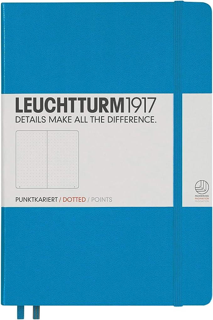The planner for creatives: Leuchtturm1917 bullet journal