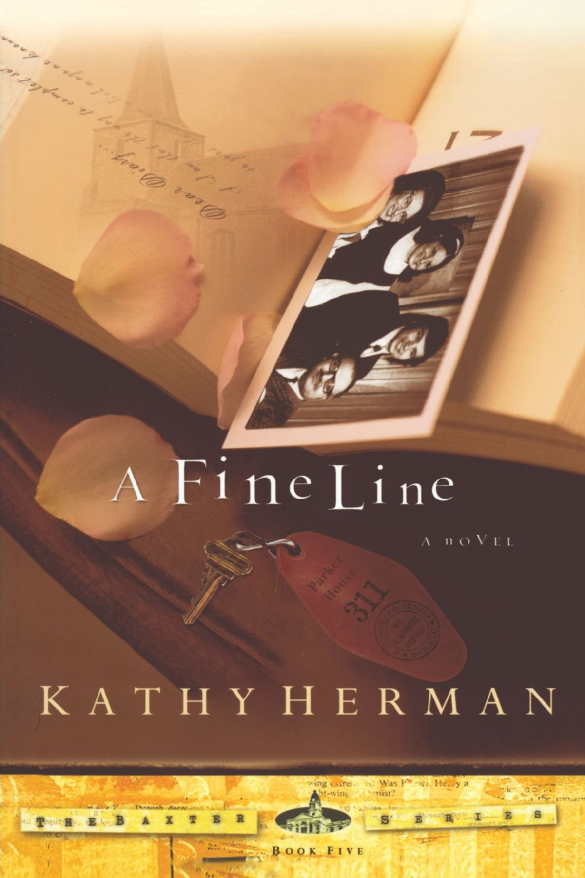 Download A Fine Line (The Baxter Series #5) pdf