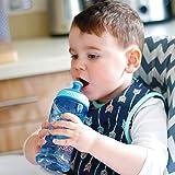 Nuby Printed Kids Pop Up Sipper Water