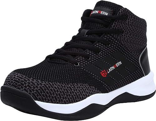 Botas de Seguridad para Hombre, Sra Knit Zapatos de Seguridad ...